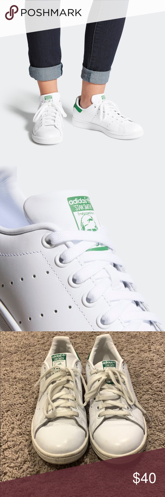 Adidas shoes stan smith, Shoes sneakers