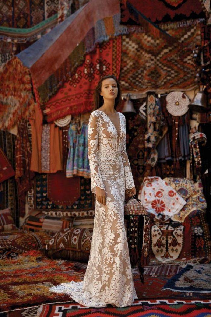 Liz Martinez Fall Winter 2019 Wedding Dresses