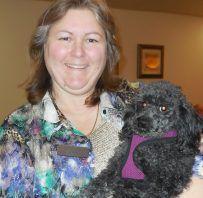 Debe Christnacht & Gabe at Bridgeport Place Retirement & Assisted Living
