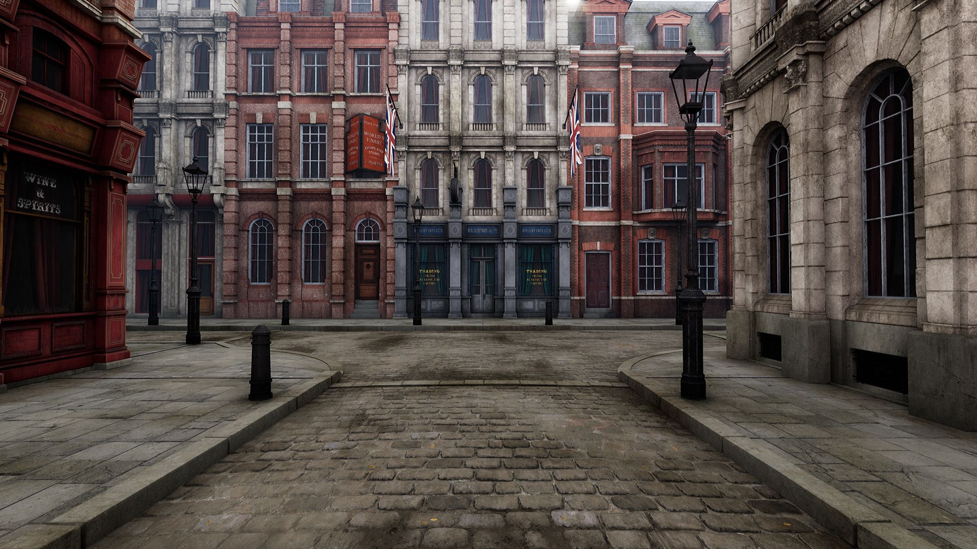 Image result for victorian city streets | Burtonville ...