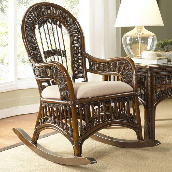 Barbados Rocking Chair- Comfy!
