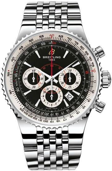 cf7dd41dd37 Breitling Montbrillant 47 A2335121 BA93-445A Relógios Chiques