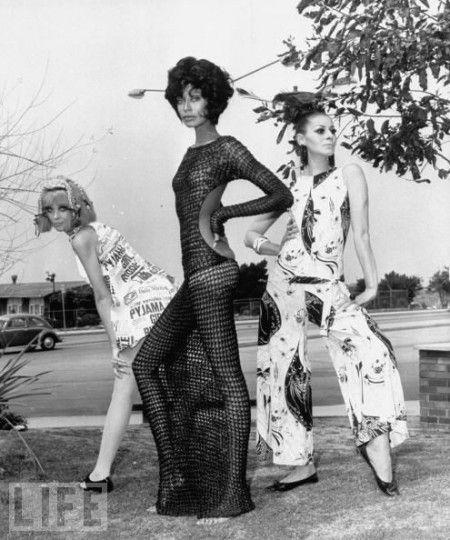Donyale Luna, Sydney, Autralia, 1967