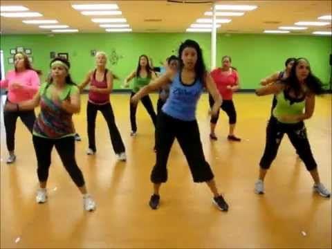 Zumba Fitness With Jasmine La Cumbia Tribalera Youtube Zumba Workout Zumba Videos Zumba