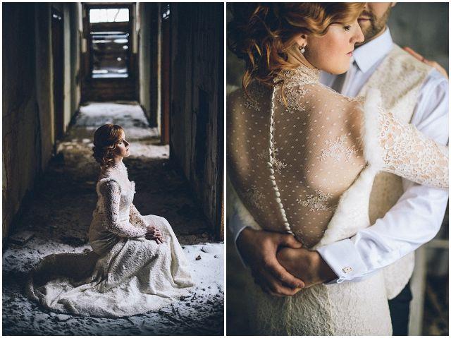 Ethereal Estonian   Mairi & Gert: Real Wedding