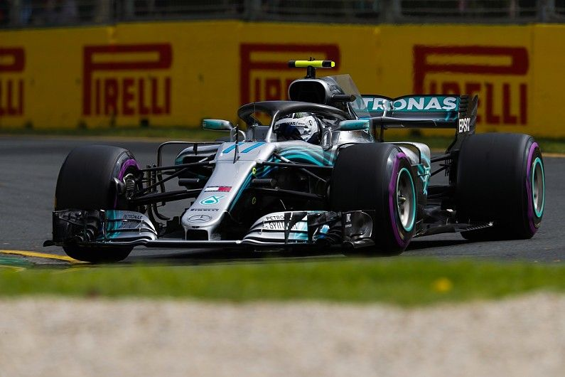 Bottas set for Melbourne gearbox change penalty after qualifying crash
