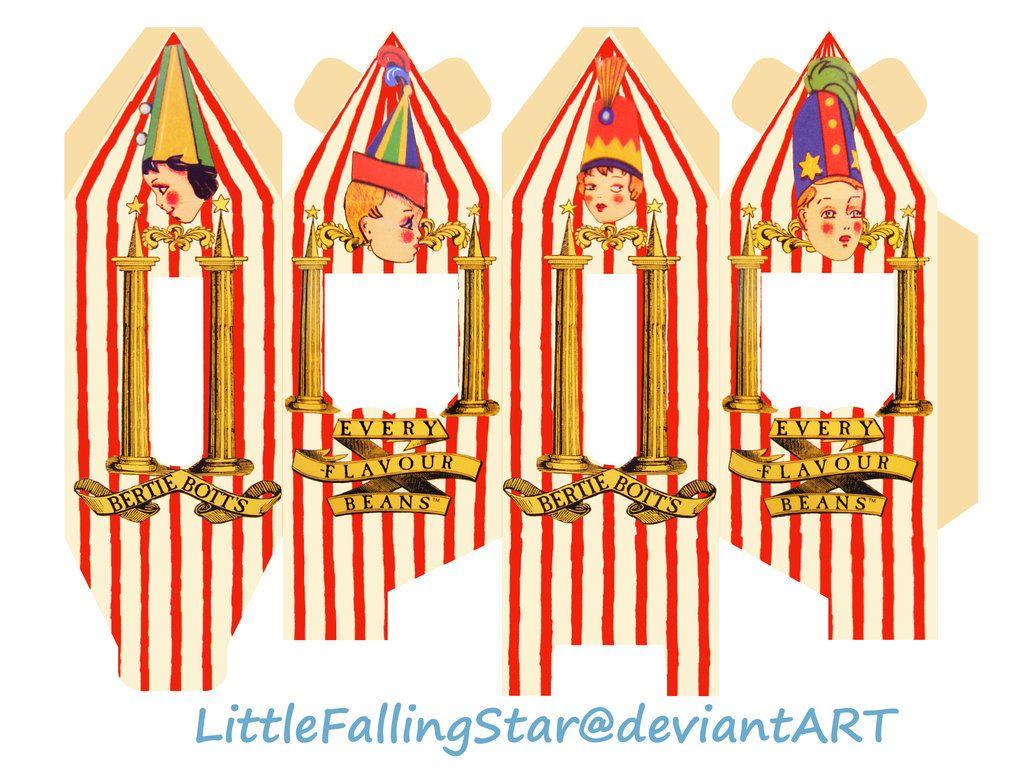 Bertie Botts Every Flavour Beans by LittleFallingStar ...