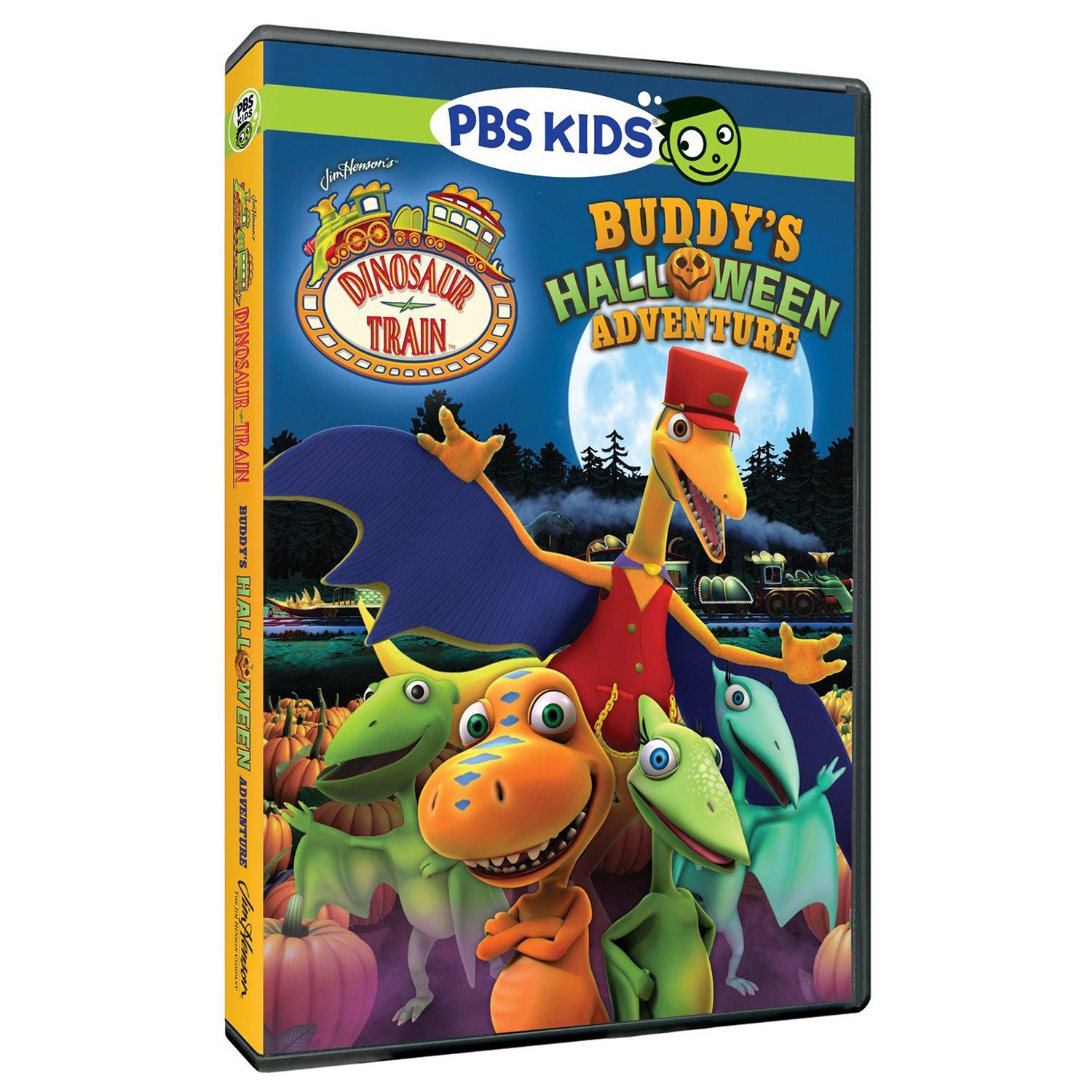 Pbs Kids Halloween Dvd.The Official Pbs Kids Shop Dinosaur Train Buddy S Halloween