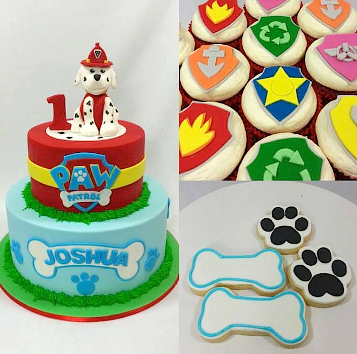 Little Wish Parties Paw Patrol Party httpslittlewishparties