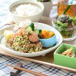 カワラ カフェアンドキッチン - 料理写真:週替わりkawara和定食