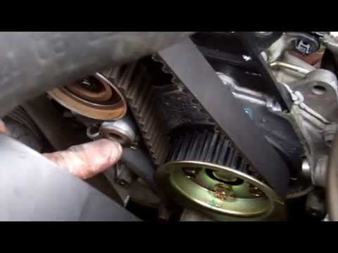 How To Change The Timing Belt On Toyota Hilux Mk6 Vigo 3 0l D4d
