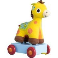 Musical Push & Pull Giraffe Baby Toy
