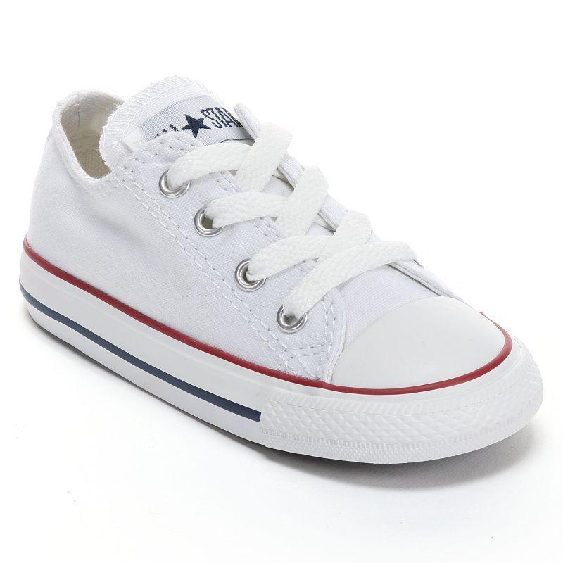 white converse infant size 5