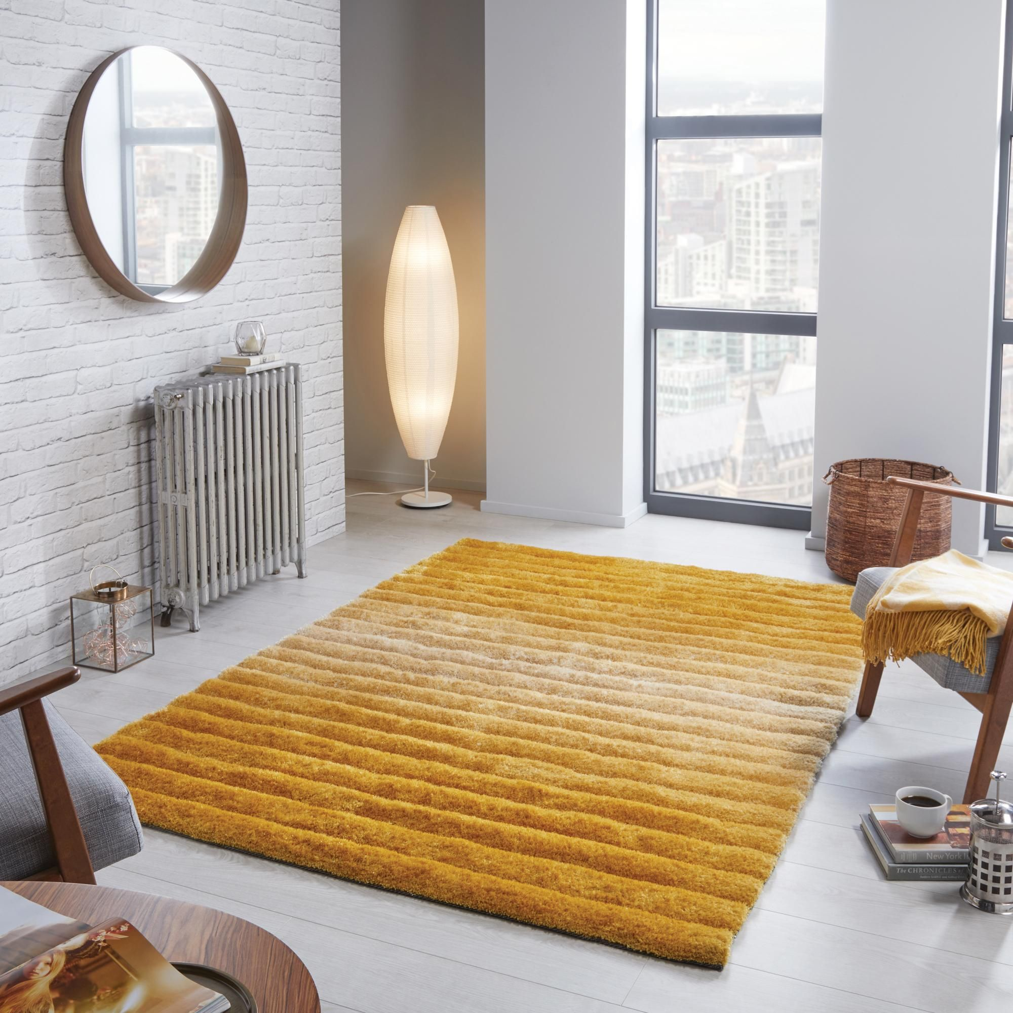 Photo of Verge Ombre Rug