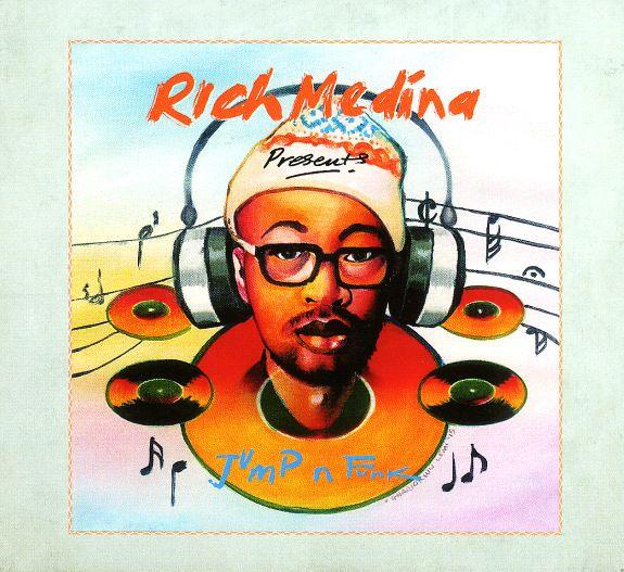 "Various: Rich Medina Presents Jump N Funk (with bonus 7"" single)"