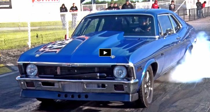 Little Chevy Nova With Big Muscle Under The Hood | HOT CARS