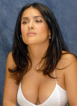 Consider, that salma hayek nude picss