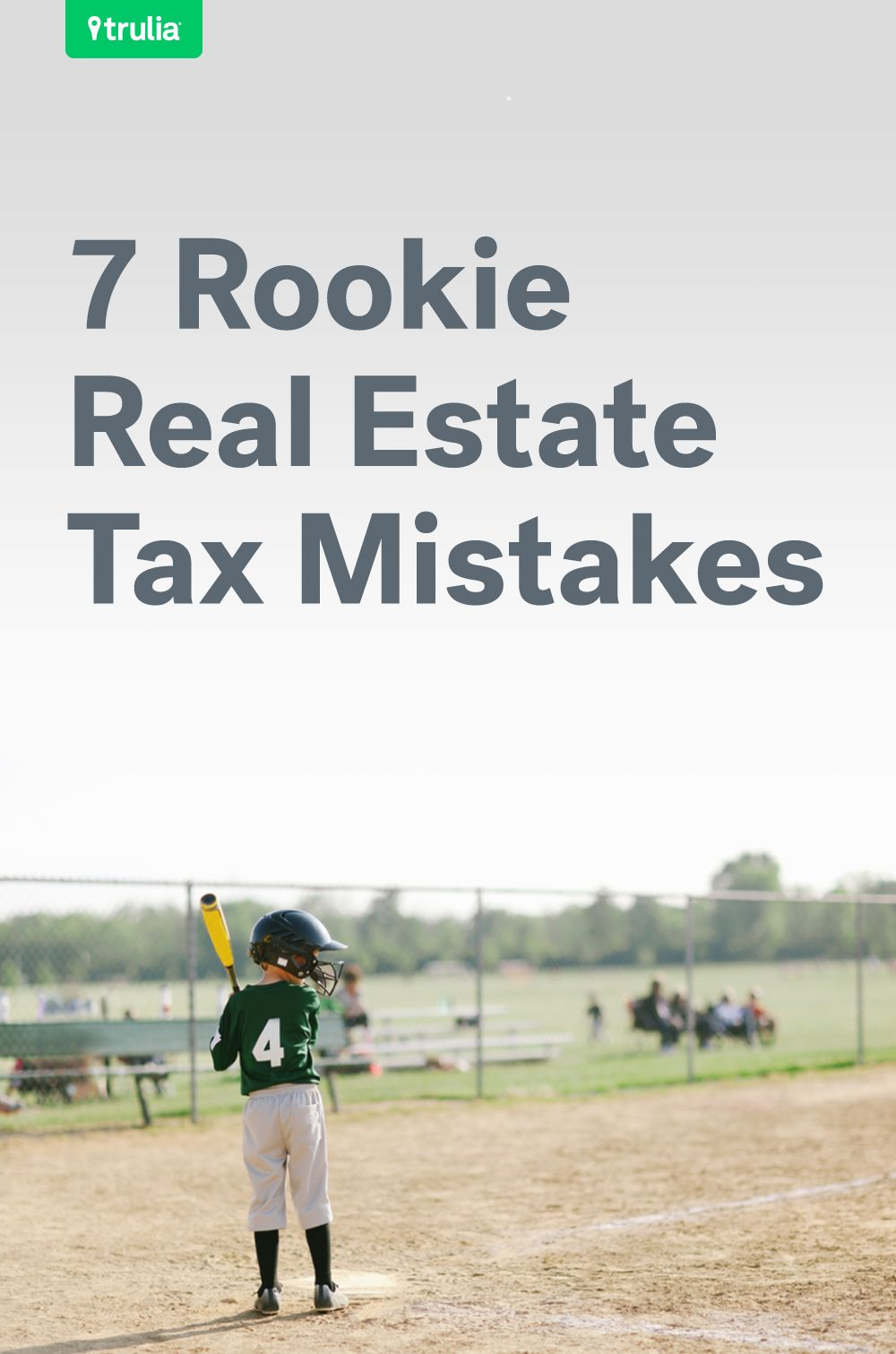 Avoid mistakes with your property tax deduction home