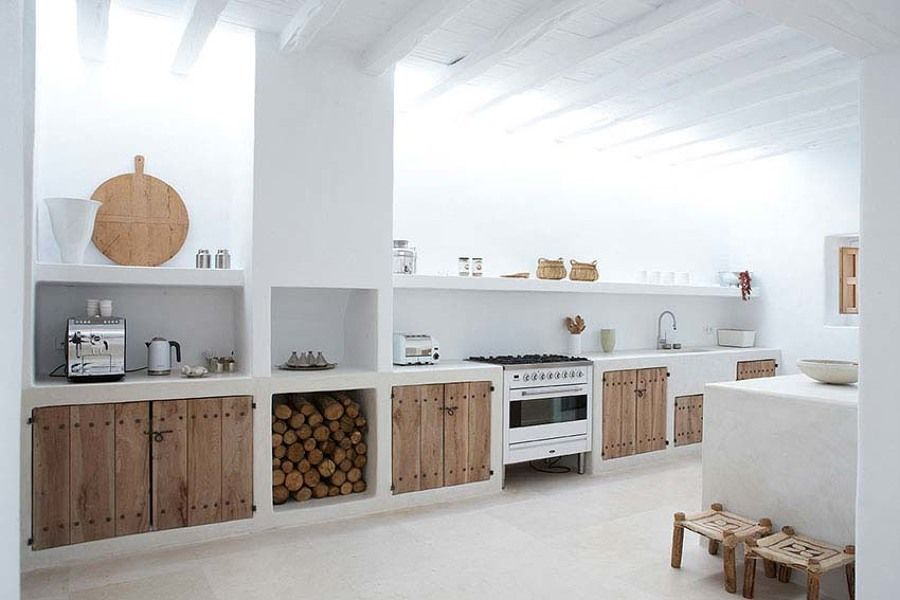 10 Cocinas Rústicas Que Merecen un 10 | Ideas Reformas Cocinas