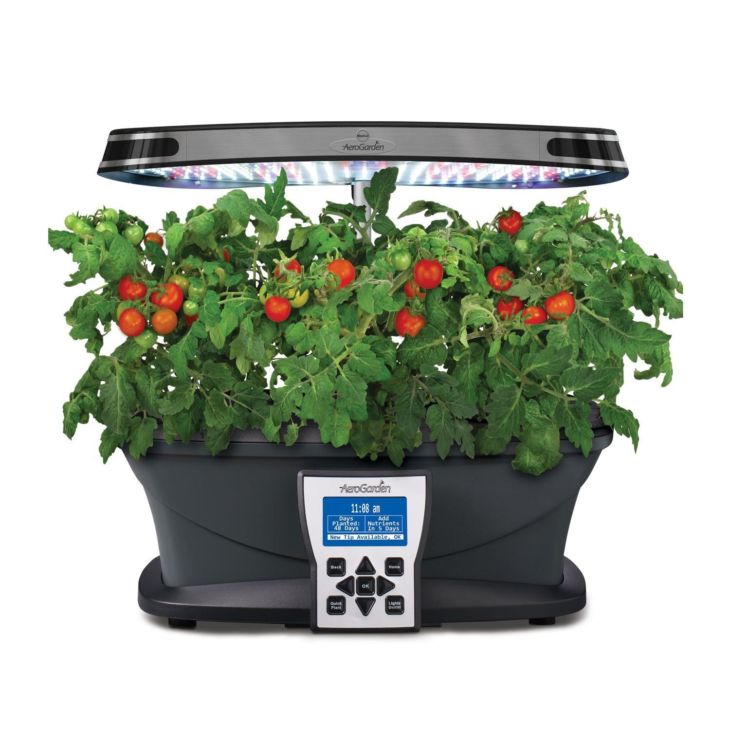 Miracle Gro Aerogarden Ultra Led Indoor Garden With Gourmet Herb