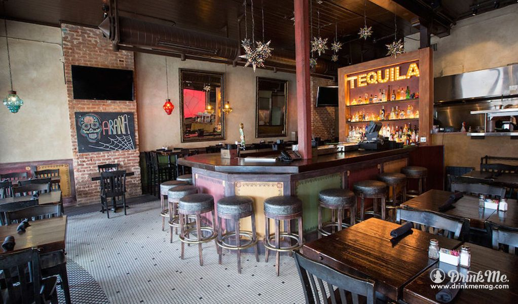 Step out of your TexMex comfort zone and step into Arana