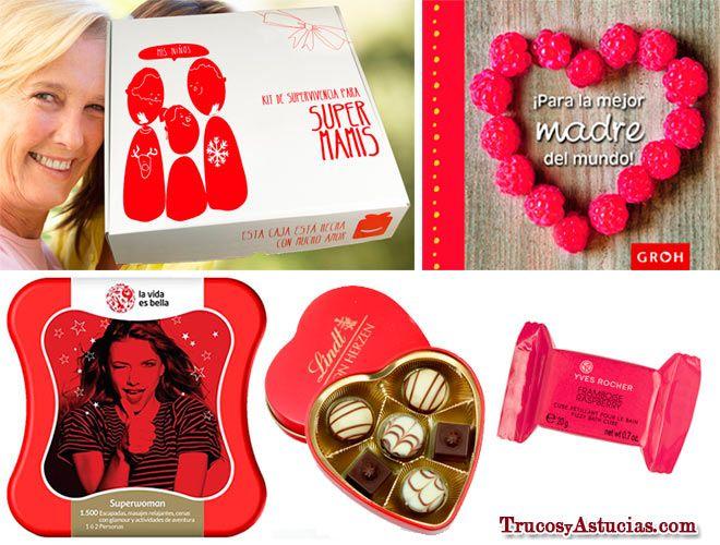 Pack original para regalar por el dia de la madre m s - Que regalar a tu madre por su cumpleanos ...