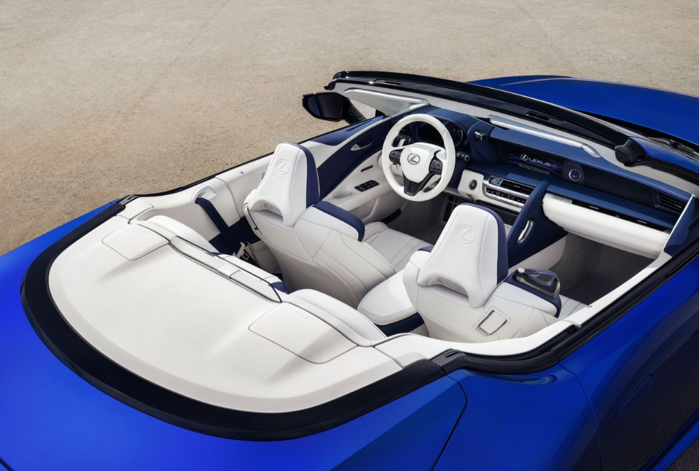 Lexus Lc 500 Convertible Your Chance To Own A Future Classic In 2020 Lexus Lc Lexus New Lexus