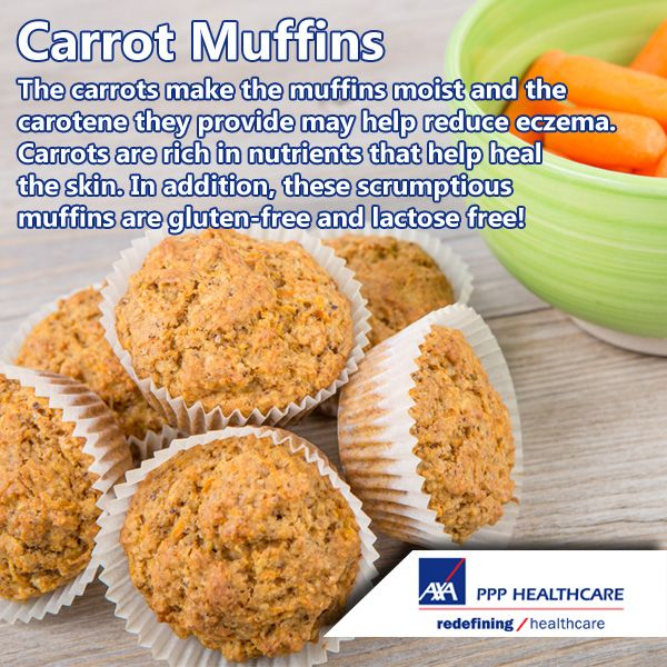 Delicious gluten & lactose free carrot muffins...