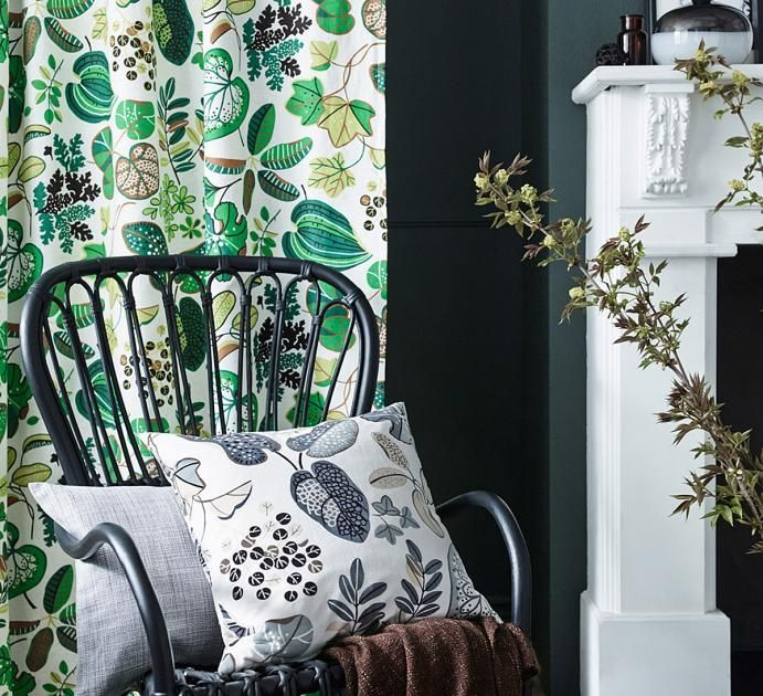 Ikea Syssan Curtains