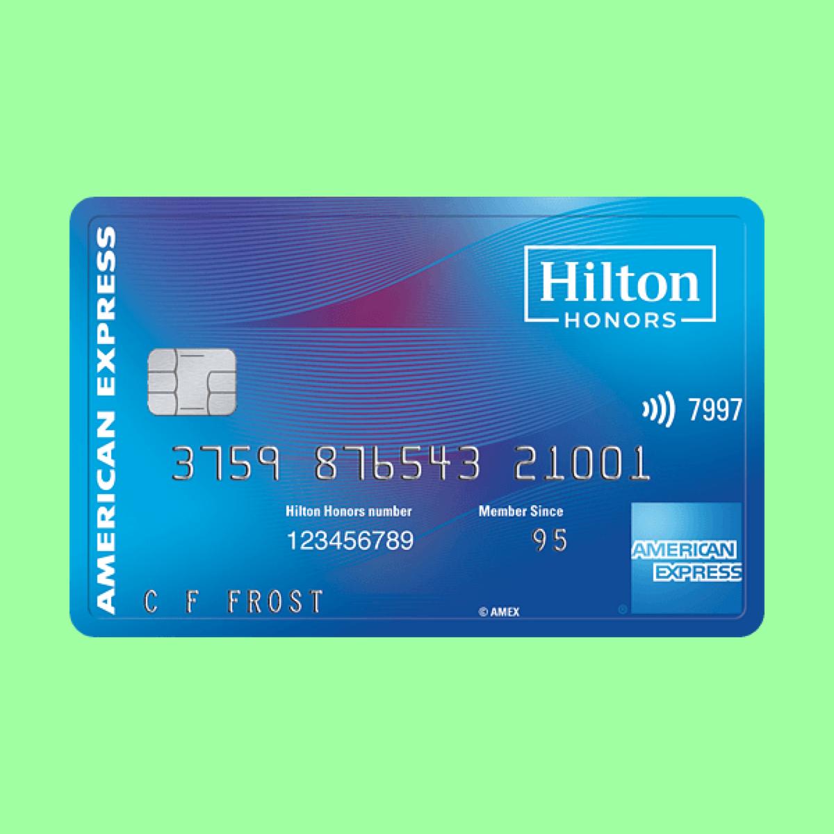 Hilton Credit Card Card Review Hilton Points Calculator Hilton Amazon Credit Card Amex Card