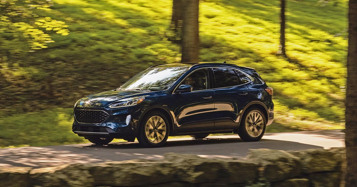 2020 Ford Escape Hybrid first drive review A more