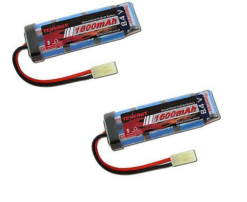 84v Nimh 1600mah Mini Flat Airsoft Battery For M4 Gr15 Gr16 2 Pack Check This Awesome Product By Going To The Link At The Im Airsoft Battery Nimh Airsoft