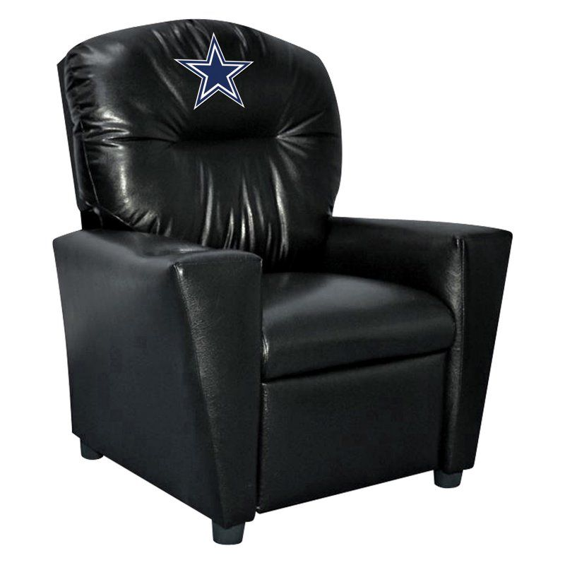 Imperial NFL Faux Leather Tween Recliner - IMP 109-10