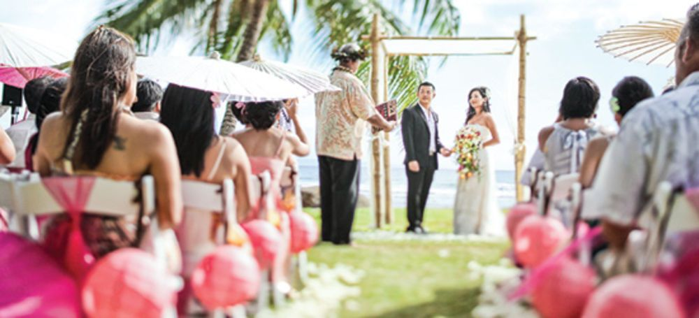 Hawaii Weddings Made Easy Tips From Wedding Planners