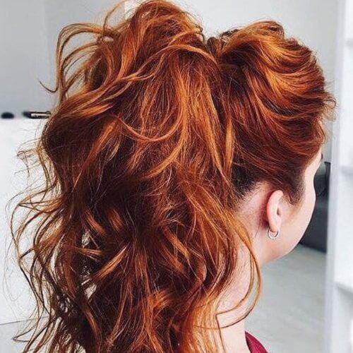 55 Intense Chestnut Hair Color Shade Tones That You Ll Want To Try