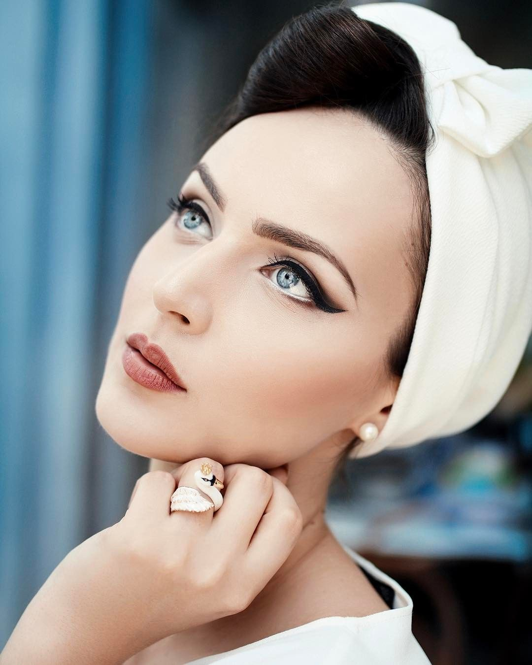 6 385 Likes 70 Comments Idda Van Munster Iddavanmunster On Instagram Wedding Makeup Vintage Vintage Makeup Looks Retro Makeup