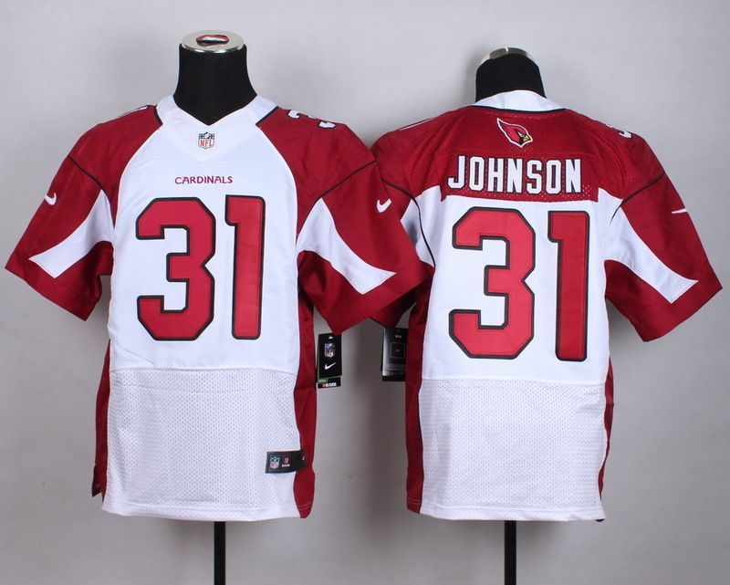 Arizona Cardinals 31 Johnson White 2015 New Nike Elite Jerseys  for sale