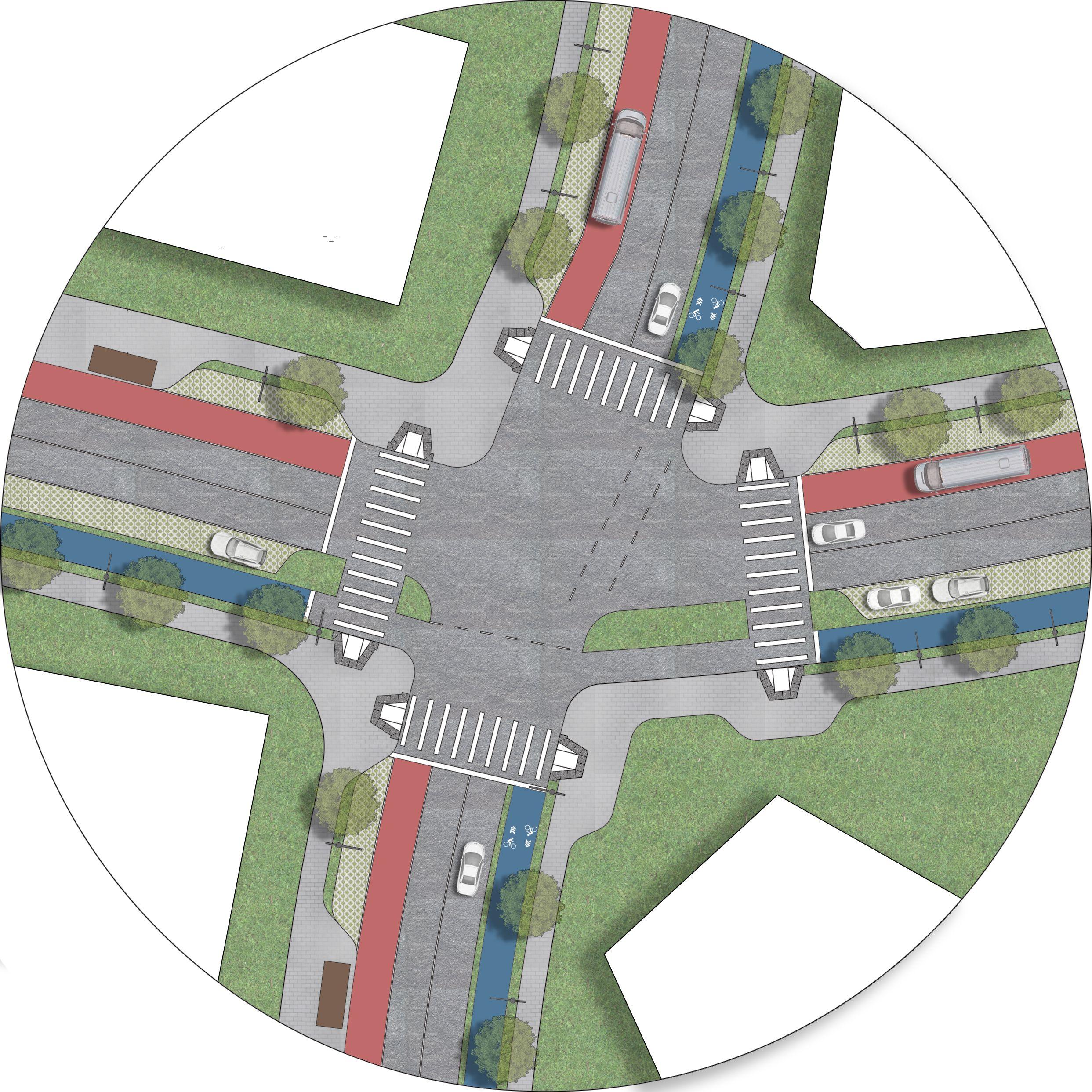 Projeto Urbano em Criciúma - SC