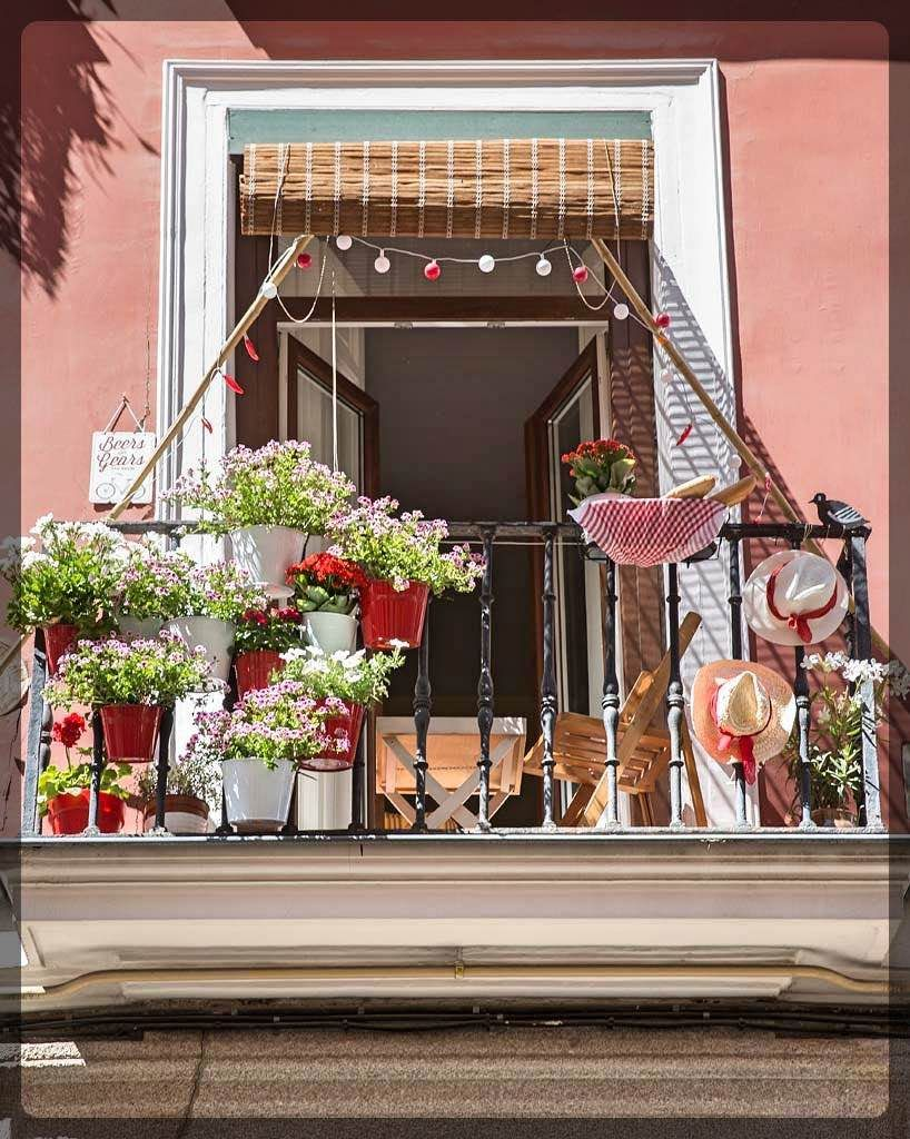 decoracin de balcones