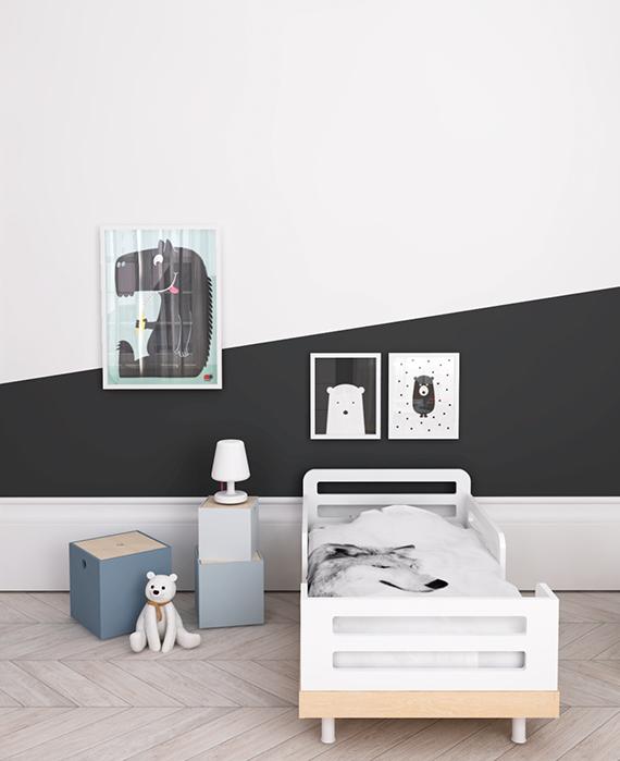 die besten 25 bettw sche schwarz wei ideen auf pinterest schwarz wei e bettw sche schwarze. Black Bedroom Furniture Sets. Home Design Ideas