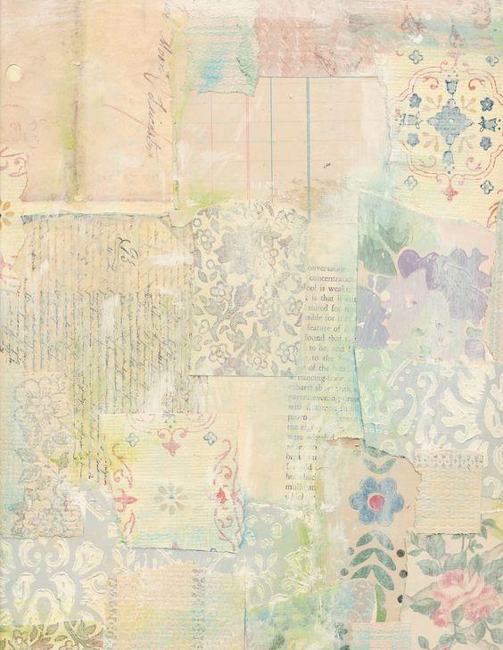 Jodie Lee Designs Free Printable Vintage Wallpaper Collage