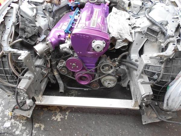 RB30/26DET engine swap into G37s   Engine Swaps   Engine