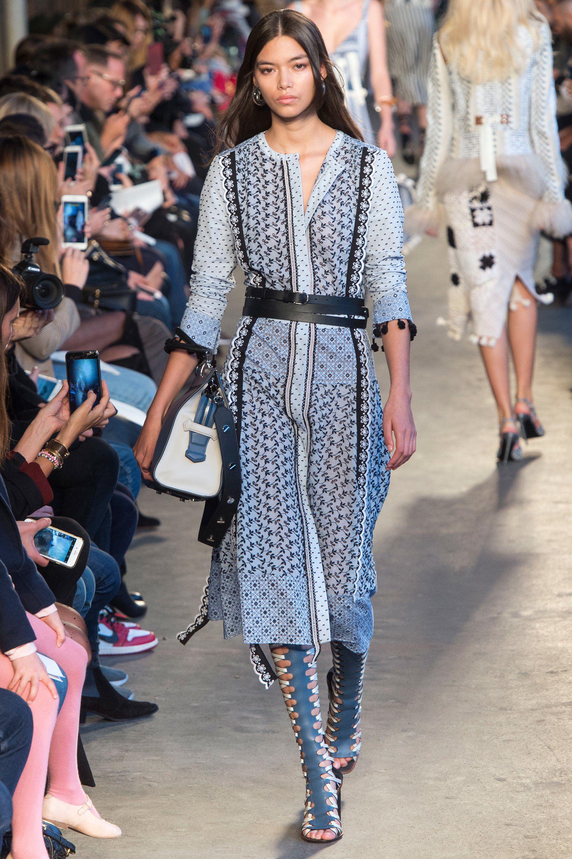 Altuzarra spring readytowear fashion show collection