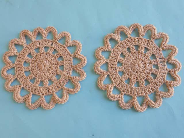 Crochet - Crosia Free Patttern Urdu, Hindi Video Tutorials: Pretty ...