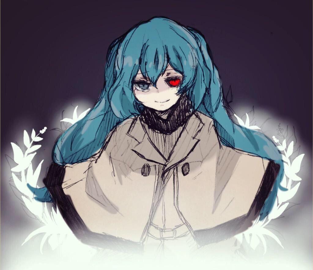 Saiko Yonebayashi // Tokyo Ghoul:re