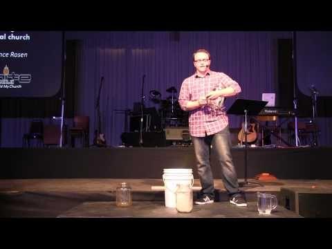 Lance's Talk at Ignite SK