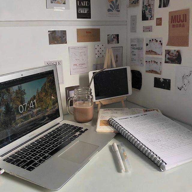 Cute Officedesk Ideas: Study Room Decor, Study Inspiration
