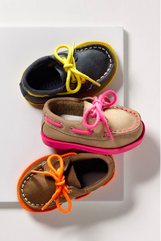 sperry shoes cribs linen kids jr boat intrepid fuchsia top baby shoe crib sider us en product