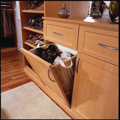 Find This Pin And More On Master Closet. Tilt Out Removable Hamper ...