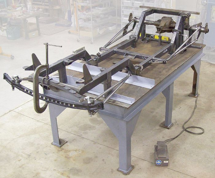 how to build a hotrod chassis download